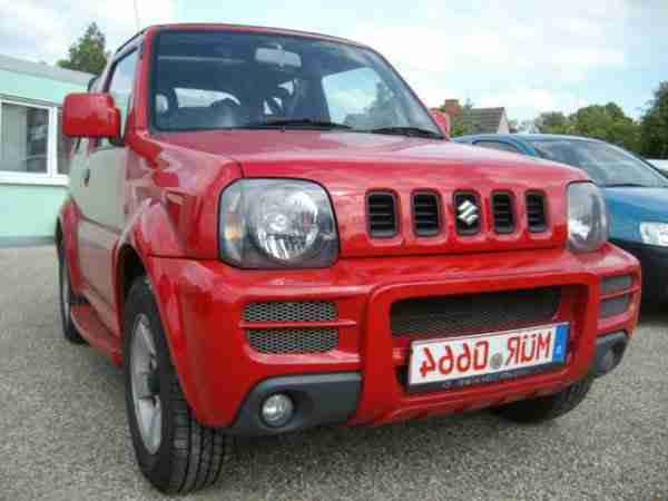 Jimny Cabrio Club Rock am Ring