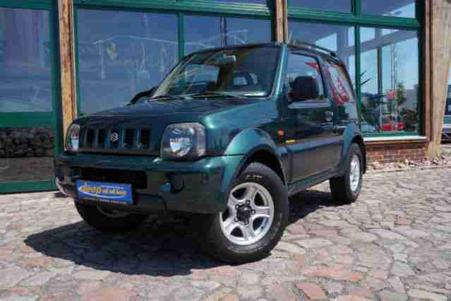 Jimny Cross Country