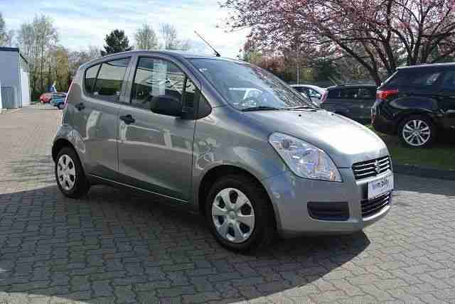 Suzuki SPLASH 1.0i Club,Klimaanlage,Metallic
