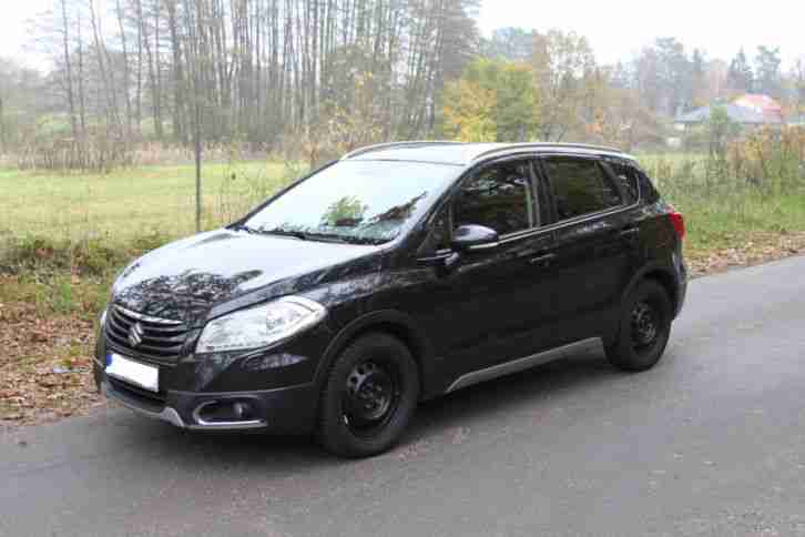SX 4 S Cross