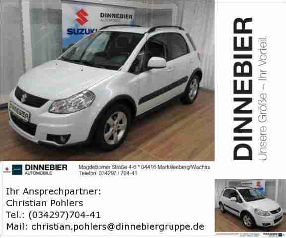suzuki sx4 s cross 1 6 comfort 4x2 neue angebote. Black Bedroom Furniture Sets. Home Design Ideas