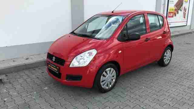 Suzuki Splash 1.0 65PS 83tkm 1.Hand HU AU 03 2019