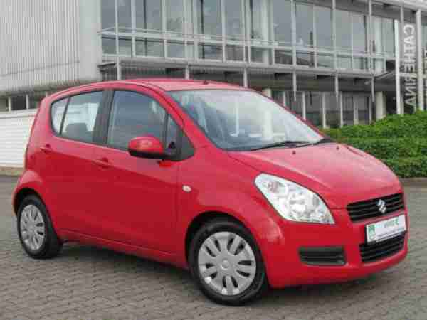 Suzuki Splash 1.0 Club 1.HAND KLIMA