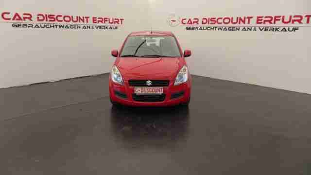 Suzuki Splash 1.0 Club Klima 8 fach bereift