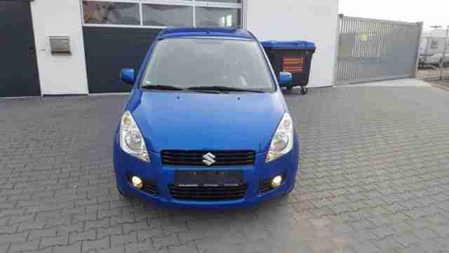 Suzuki Splash 1.0 Club Sparsamer Stadtflitzer in Top Zu
