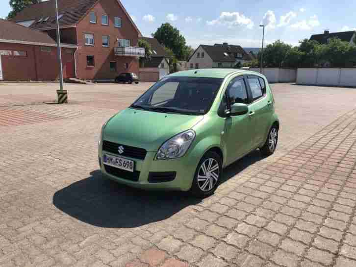 Suzuki Splash 1.0 EZ 2008 48kw 65ps