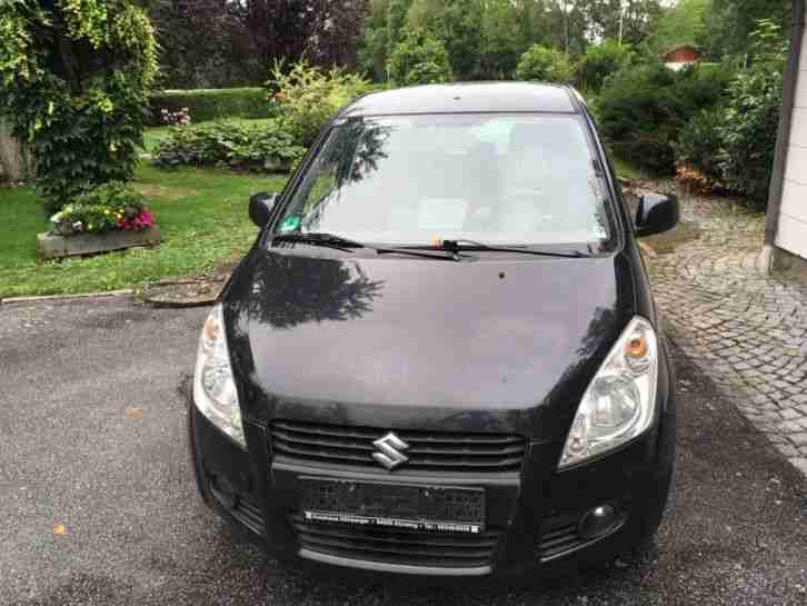 Suzuki Splash 1.2 Comfort Getriebeschaden