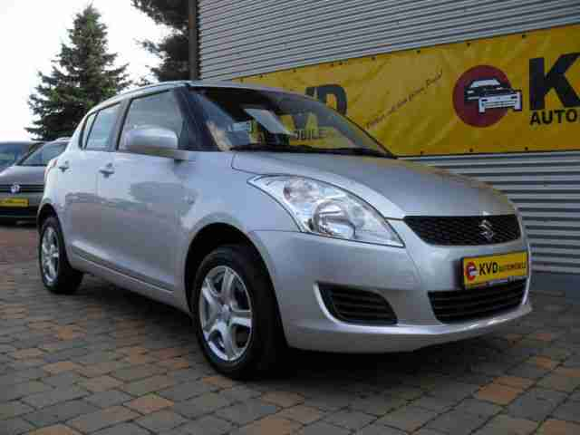 Suzuki Swift 1.2 4x4 Club*Sitzh.*Alu*