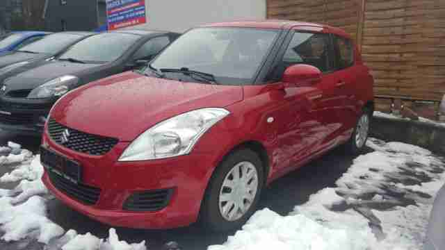 Suzuki Swift 1.2 Club KLIMA EURO 5 1 HAND USB