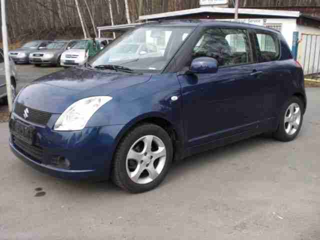 Suzuki Swift 1.3 A M T Comfort Tiptronic TOP!