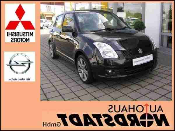 Swift 1.3 Black and White Navi Sitzh. Klimaauto.