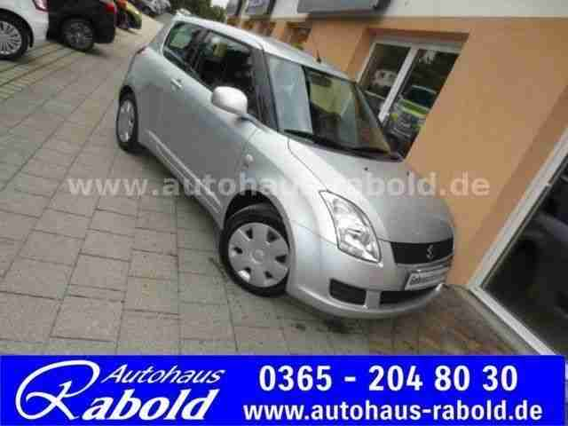 Swift 1.3 Club 1. Hand wenig km Klima SH