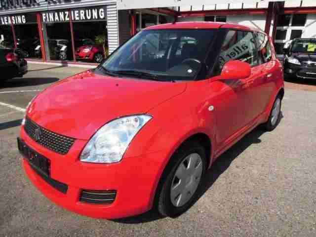 Swift 1.3 'Club', 36.000 km Klima Scheckheft