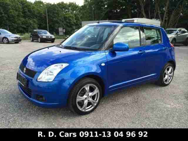 Suzuki Swift 1.3 Club *4/5trg.*Klimaanlage*Alufelgen*