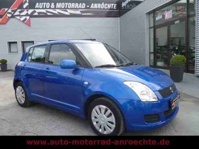 Suzuki Swift 1.3 Club 5-türig 1. Hand Klima USB Top !!!