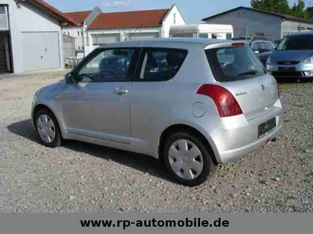 Suzuki Swift 1.3 Club KLIMA 1-HAND EURO 4