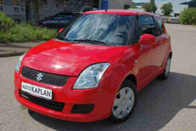 Suzuki Swift 1.3 Club KLIMA MP3 TÜV NEU