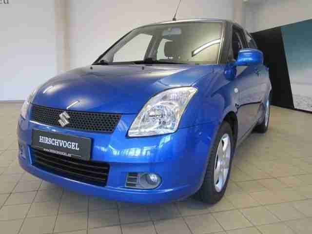 Suzuki Swift 1.3 Club Klimaanlage Radio CD LMR