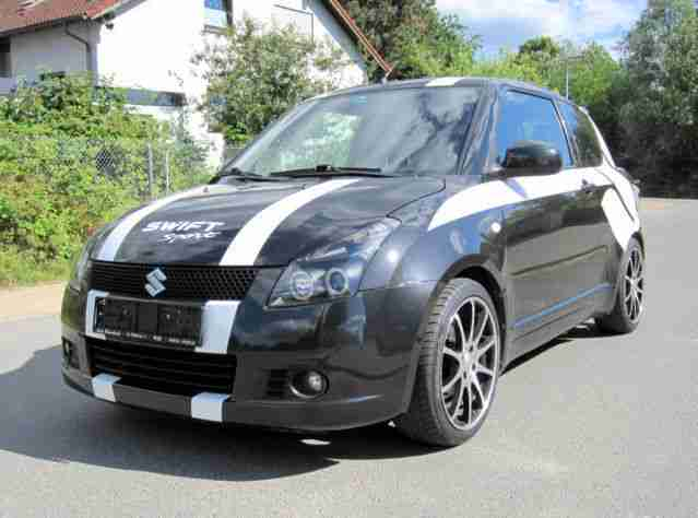 Suzuki Swift 1.3 Club Sport 17 Zoll