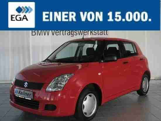 Swift 1, 3 Club mit Klima, Service neu !