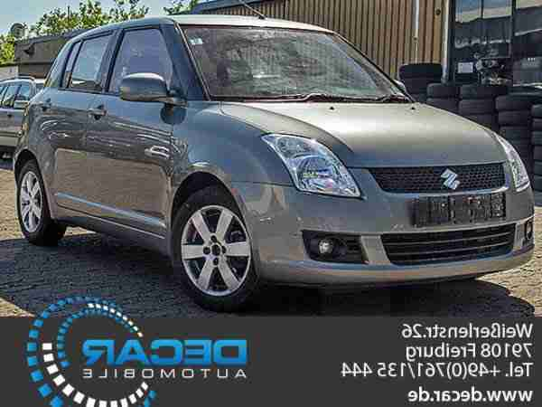 Swift 1.3 Comfort Key less KLIMA ALU