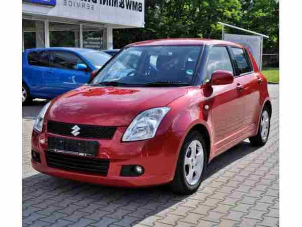 Suzuki Swift 1.3 Comfort dance