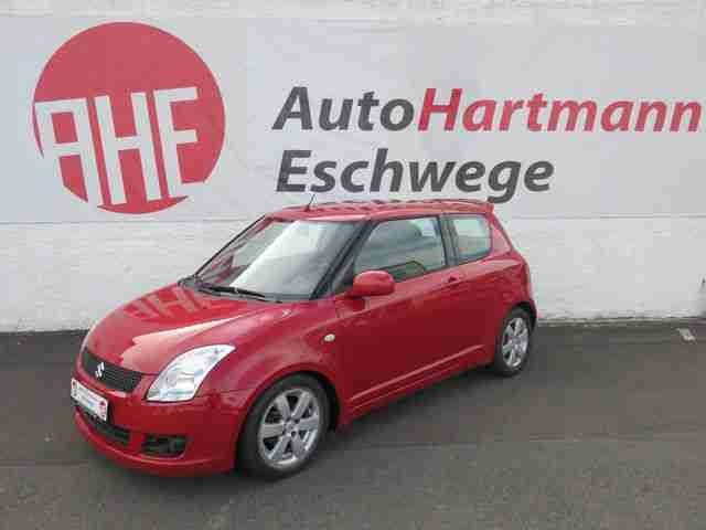 Swift 1.3 GS H&R Federn Klimaauto Sportpaket