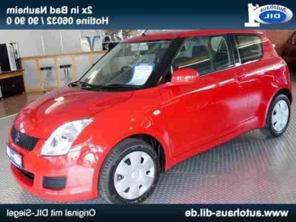Swift 1.3 Klima erst 9900Km