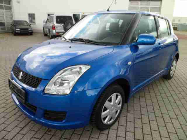 Swift 1.3 SERVO KLIMA