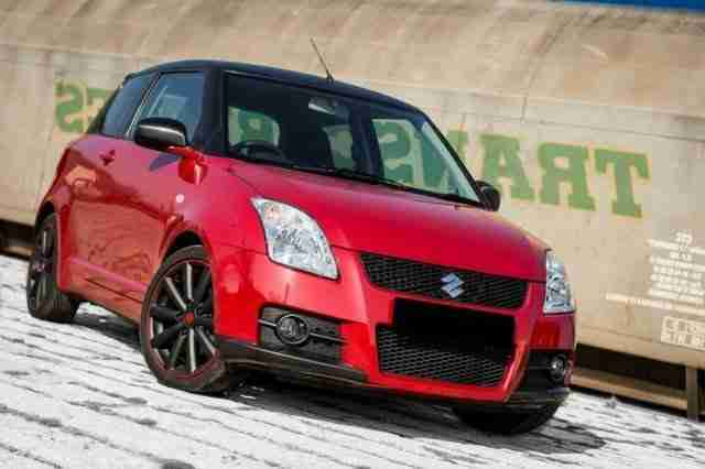 Swift 1.6 Sport 17 Alu