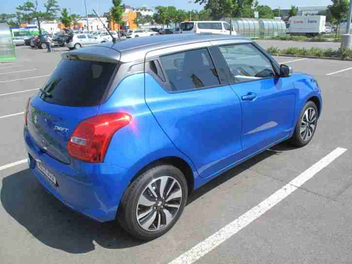 Suzuki Swift Booster Jet Comfort Plus Automatik