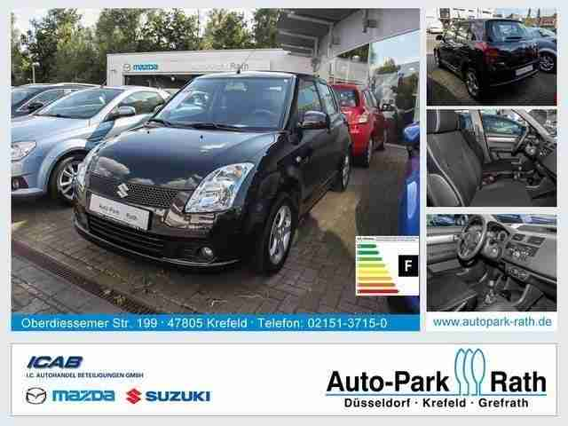Swift Limo. Comfort 1.3 i Klima SHZ CD 5 Türer