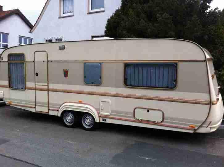 tabbert wohnwagen luxus 7 65 248 wohnwagen wohnmobile. Black Bedroom Furniture Sets. Home Design Ideas