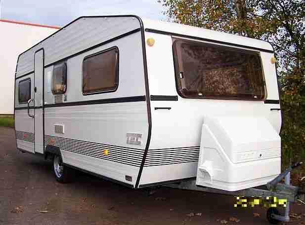 tec t10 thrun eicker wohnwagen caravan kg wohnwagen wohnmobile. Black Bedroom Furniture Sets. Home Design Ideas