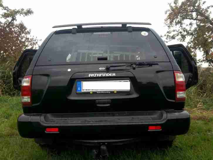 top nissan pathfinder gr ne plakette allrad tolle angebote in nissan. Black Bedroom Furniture Sets. Home Design Ideas