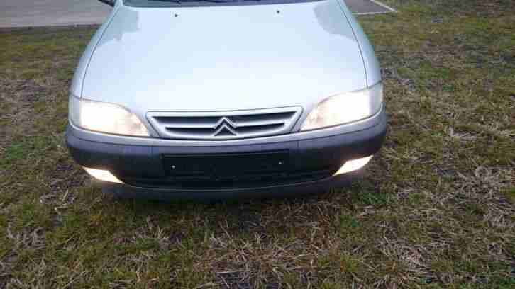 TOP RAR Citroen Xsara 2.0 16v VTS 163 PS