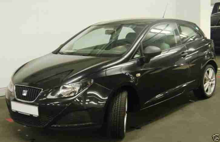 TOP Ibiza SC 1.2 12V Coupe BJ 2009 16.500km 51 KW