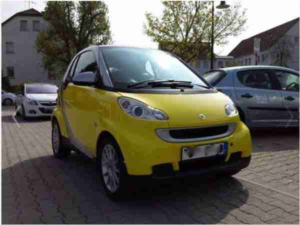 TOP ForTwo Couope Softouch Passion 1L 71 PS GELB