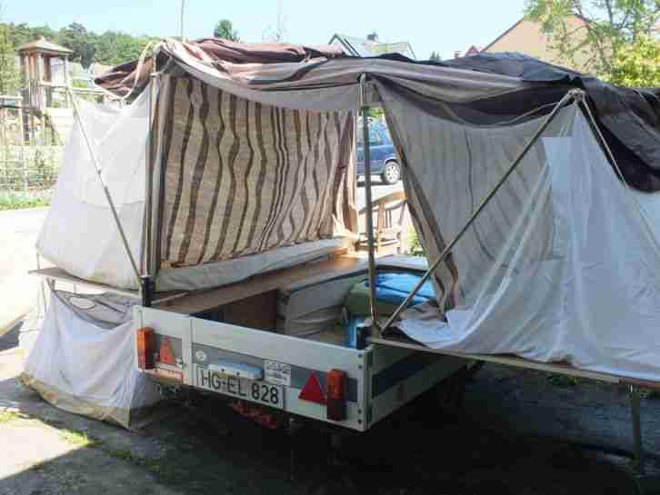 trigano zeltanh nger klappfix wohnwagen wohnmobile. Black Bedroom Furniture Sets. Home Design Ideas