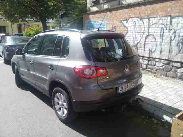 Tiguan Track & Field Style 2,0 TDI 4 Motion Automatic