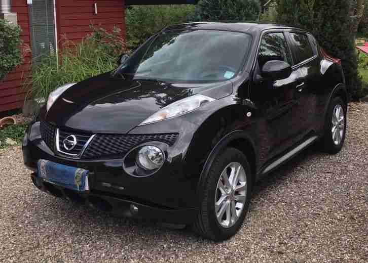 top nissan juke 1 6 acenta 54tds km t v 03 tolle angebote in nissan. Black Bedroom Furniture Sets. Home Design Ideas
