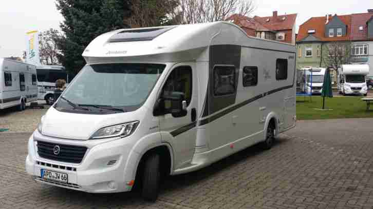 Top Wohnmobil Dethleffs Magic Edition T 7151-4