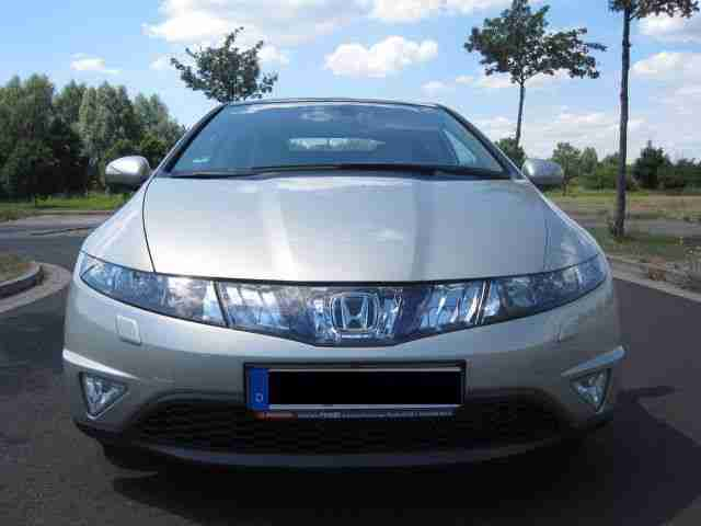 Top gepflegter Civic 1.8 Exec i shift, 140 PS