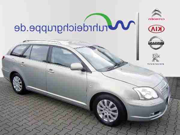 Avensis 1.8 VVT i KOMBI Executive