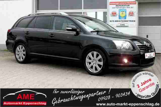 Toyota Avensis 2.0 D 4D Combi Team Standheizung