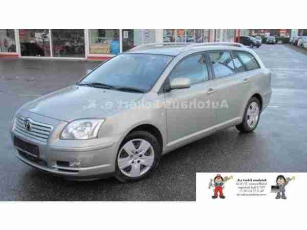 Avensis 2.0 Kb Executive SHZ Klima AHK