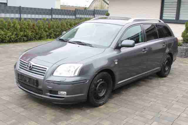 Toyota Avensis 2.2 D-CAT Combi Executive *Vollausstat.*