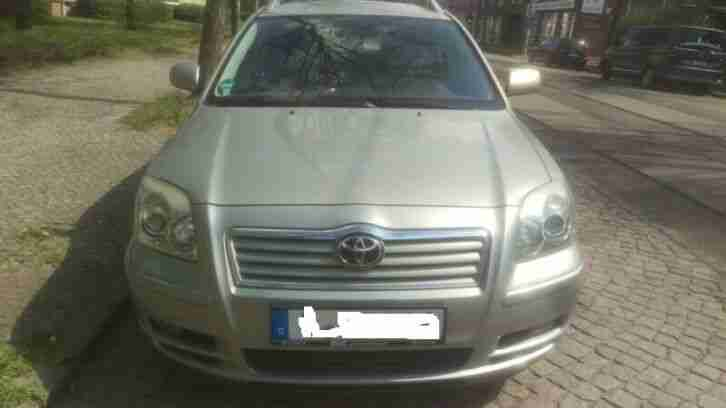 Avensis 2.2 D Cat 177 PS Kombi t 25