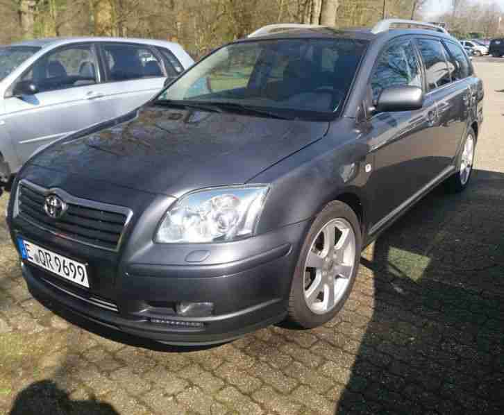 Toyota Avensis 2.2 D-Cat Euro 4, Modell 2006