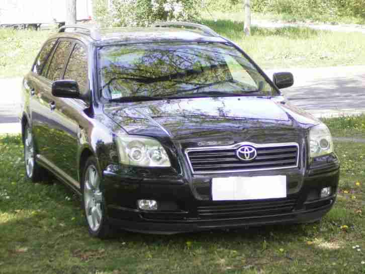 Toyota Avensis 2.4, Combi, Executive, 122.000